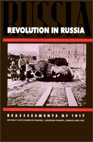 9780521405850: Revolution in Russia: Reassessments of 1917