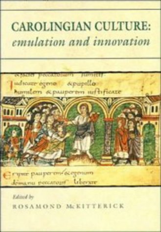 9780521405867: Carolingian Culture: Emulation and Innovation