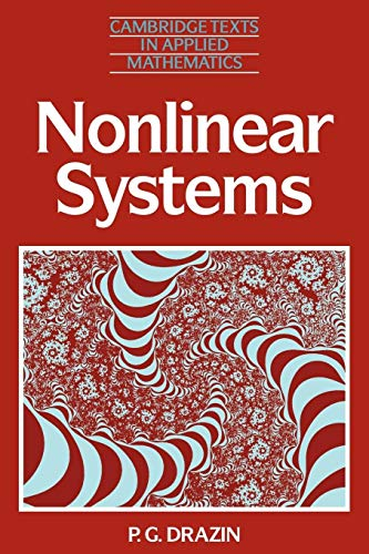 9780521406680: Nonlinear Systems (Cambridge Texts in Applied Mathematics)