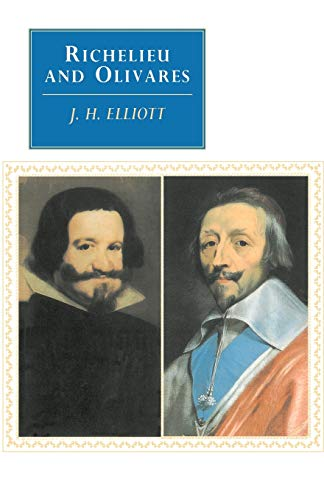 9780521406741: Richelieu and Olivares (Canto original series)