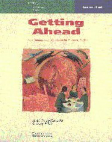 9780521407076: Getting Ahead Learner's Book: A Communication Skills Course for Business English