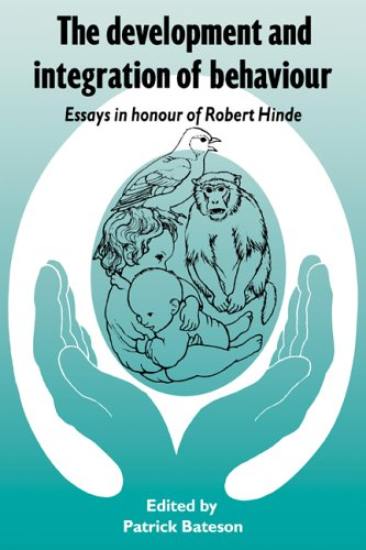 9780521407090: The Development and Integration of Behaviour: Essays in Honour of Robert Hinde