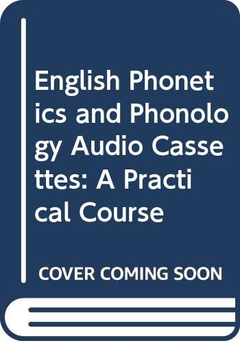 9780521407199: English Phonetics and Phonology Audio Cassettes: A Practical Course