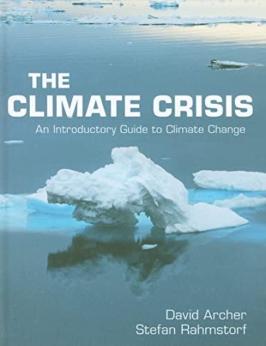 9780521407441: The Climate Crisis Hardback