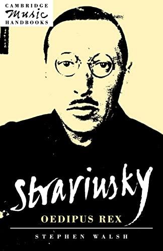 9780521407786: Stravinsky: Oedipus Rex
