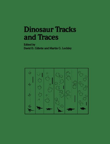 9780521407885: Dinosaur Tracks and Traces