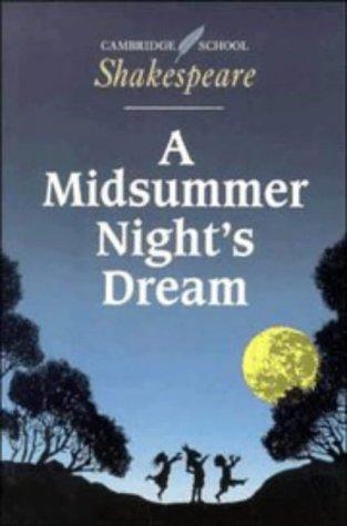 9780521409049: A Midsummer Night's Dream (Cambridge School Shakespeare)