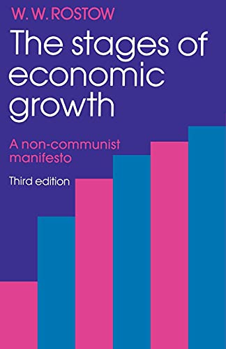 9780521409285: The Stages of Economic Growth 3rd Edition Paperback: A Non-Communist Manifesto