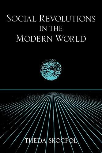 9780521409384: Social Revolutions in the Modern World (Cambridge Studies in Comparative Politics)