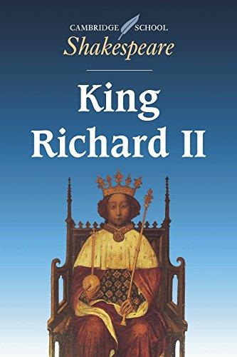 9780521409469: King Richard II (Cambridge School Shakespeare)