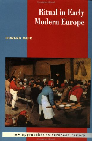 9780521409674: Ritual in Early Modern Europe (New Approaches to European History)