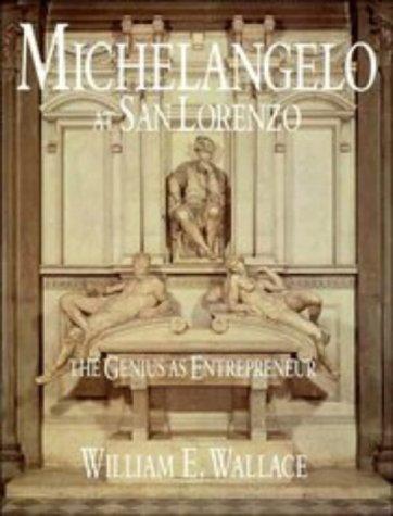 9780521410212: Michelangelo at San Lorenzo: The Genius as Entrepreneur