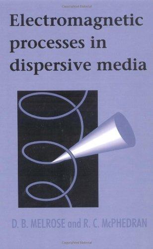 9780521410250: Electromagnetic Processes in Dispersive Media Hardback