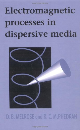 9780521410250: Electromagnetic Processes in Dispersive Media