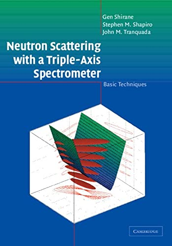 9780521411264: Neutron Scattering with a Triple-Axis Spectrometer Hardback: Basic Techniques