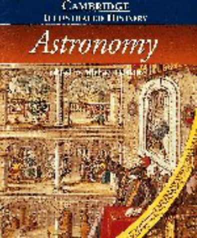 9780521411585: The Cambridge Illustrated History of Astronomy (Cambridge Illustrated Histories)