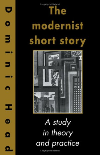 9780521412360: The Modernist Short Story: A Study in Theory and Practice