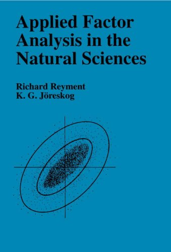 9780521412421: Applied Factor Analysis in the Natural Sciences