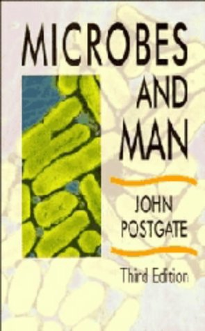 9780521412599: Microbes and Man