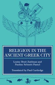 9780521412629: Religion in the Ancient Greek City