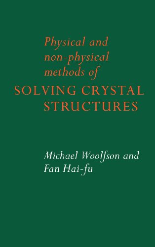 9780521412995: Physical and Non-Physical Methods of Solving Crystal Structures