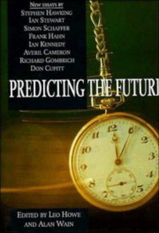 9780521413237: Predicting the Future (Darwin College Lectures)