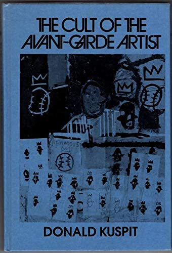 9780521413459: The Cult of the Avant-Garde Artist