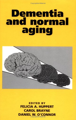 9780521413930: Dementia and Normal Aging