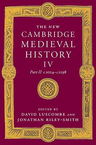 9780521414111: The New Cambridge Medieval History: Volume 4, c.1024-c.1198, Part 2