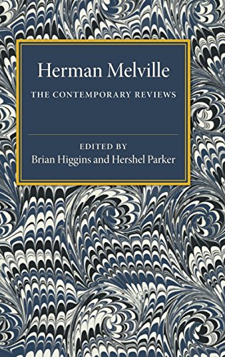 9780521414234: Herman Melville: The Contemporary Reviews