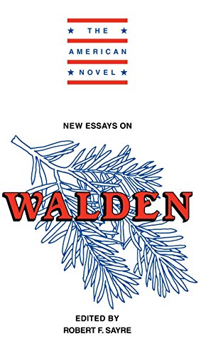 9780521414357: New Essays on Walden