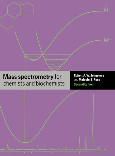 9780521414661: Mass Spectrometry for Chemists and Biochemists