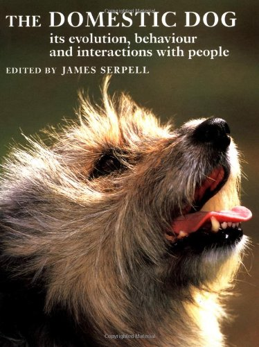 9780521415293: The Domestic Dog: Its Evolution, Behaviour and Interactions with People