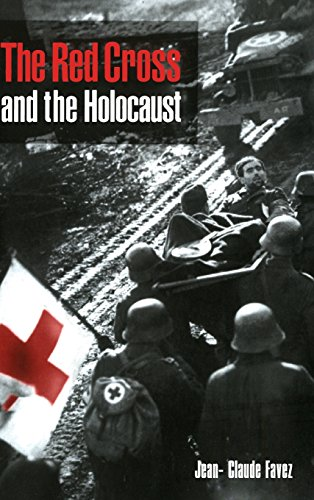 9780521415873: The Red Cross and the Holocaust