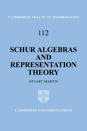 9780521415910: Schur Algebras and Representation Theory (Cambridge Tracts in Mathematics)