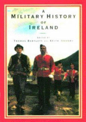 9780521415996: A Military History of Ireland