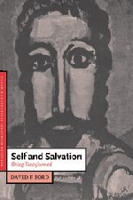 9780521416078: Self and Salvation: Being Transformed (Cambridge Studies in Christian Doctrine)