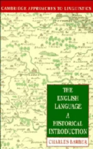 9780521416207: The English Language: A Historical Introduction (Cambridge Approaches to Linguistics)