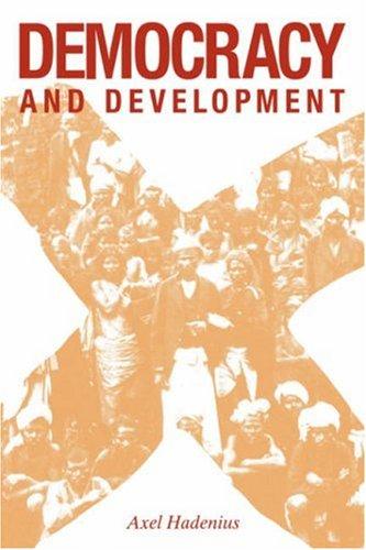 Democracy and Development: Hadenius, Axel