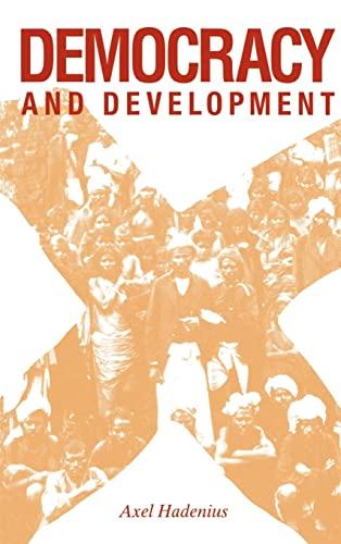 Democracy and Development: Axel Hadenius