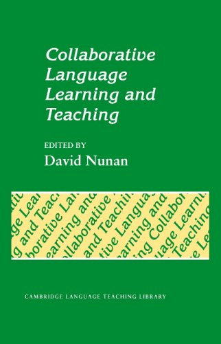 9780521416870: Collaborative Language Learning and Teaching (Cambridge Language Teaching Library)