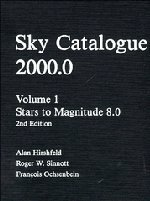 9780521417433: Sky Catalogue 2000.0: Volume 1