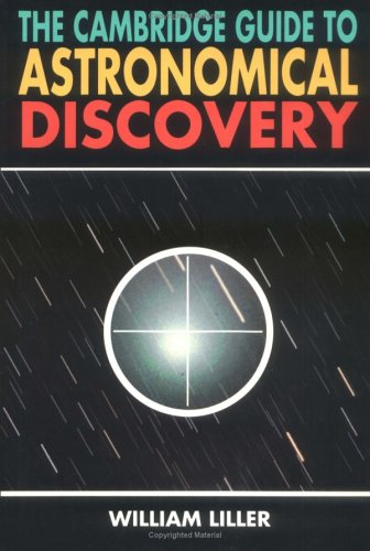 9780521418393: The Cambridge Guide to Astronomical Discovery