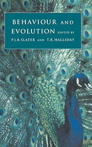 9780521418584: Behaviour and Evolution