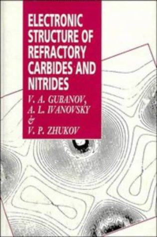 9780521418850: Electronic Structure of Refractory Carbides and Nitrides