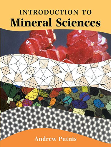 9780521419222: An Introduction to Mineral Sciences