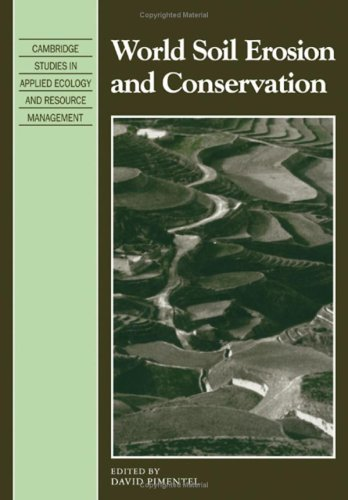 9780521419673: World Soil Erosion and Conservation (Cambridge Studies in Applied Ecology and Resource Management)