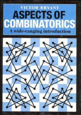 9780521419741: Aspects of Combinatorics: A Wide-ranging Introduction