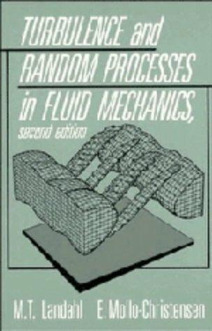 9780521419925: Turbulence and Random Processes in Fluid Mechanics