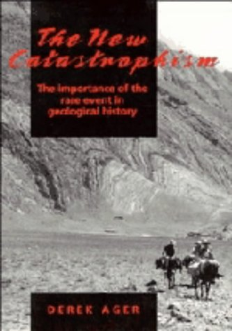 9780521420198: The New Catastrophism: The Importance of the Rare Event in Geological History